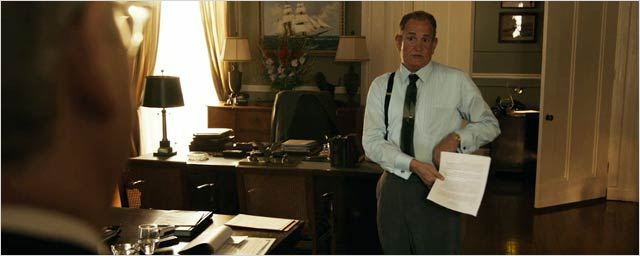 Woody Harrelson transformé pour incarner le président Lyndon B. Johnson !