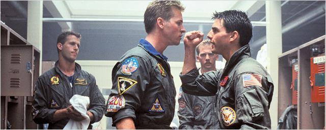 """Top Gun"" a 30 ans : redécouvrez la lecture crypto-gay du film par Quentin Tarantino !"