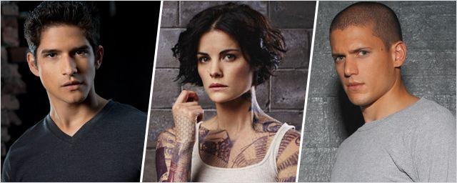 Blindspot, Prison Break, Teen Wolf... Saurez-vous reconnaître ces tatouages de séries ?