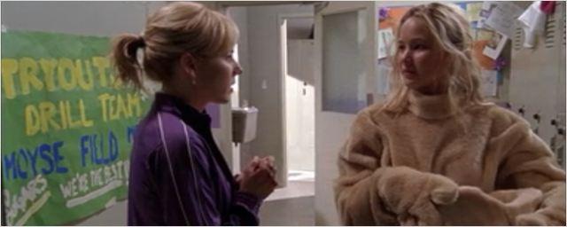 Jennifer Lawrence : ses premiers pas à l'écran... dans Monk !
