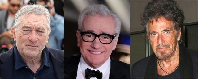 The Irishman : la collaboration Scorsese / De Niro / Pacino pour 2017