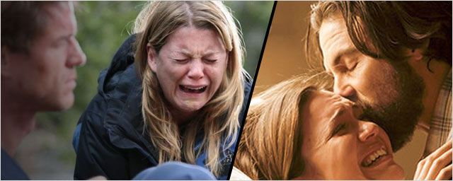 This Is Us, Grey's Anatomy... Ces séries qui nous font pleurer à chaudes larmes !