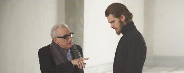Silence : Martin Scorsese en action sur une nouvelle photo