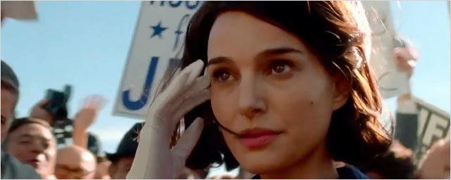 Jackie : Natalie Portman revit l'assassinat de Kennedy dans la nouvelle bande annonce