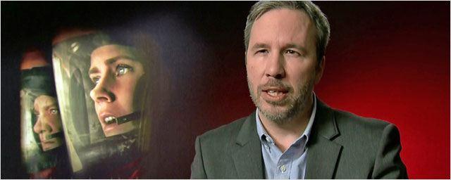 """Premier Contact : """"Ça faisait longtemps que j'avais envie de faire de la science-fiction"""", explique Denis Villeneuve"""