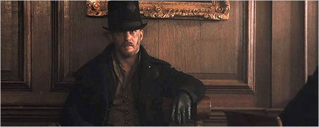 Taboo : que pense la presse américaine de la première série de et avec Tom Hardy ?