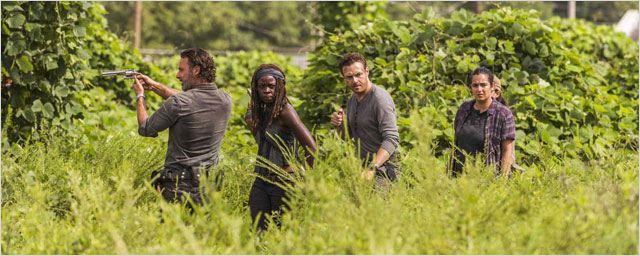 The Walking Dead, Girls, La Stagiaire : les rendez-vous séries de la semaine