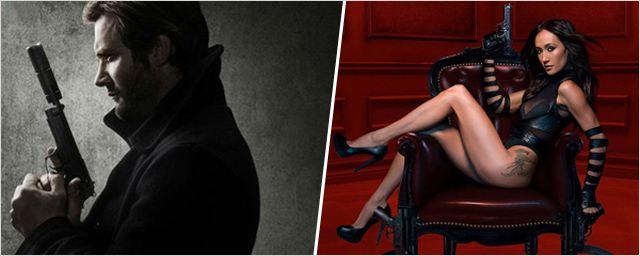 Taken, Nikita... : Luc Besson en séries