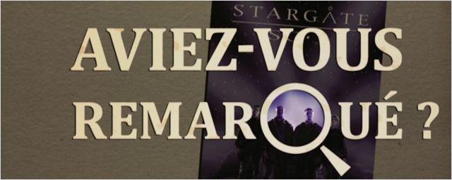 Aviez-vous remarqué ? Les petits détails cachés de Stargate SG1