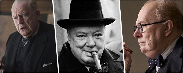 Brian Cox, Gary Oldman, Richard Burton... Les visages de Churchill à l'écran