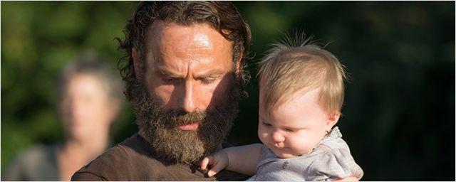 The Walking Dead : la petite Judith a été incarnée par 17 actrices depuis le début de la série !
