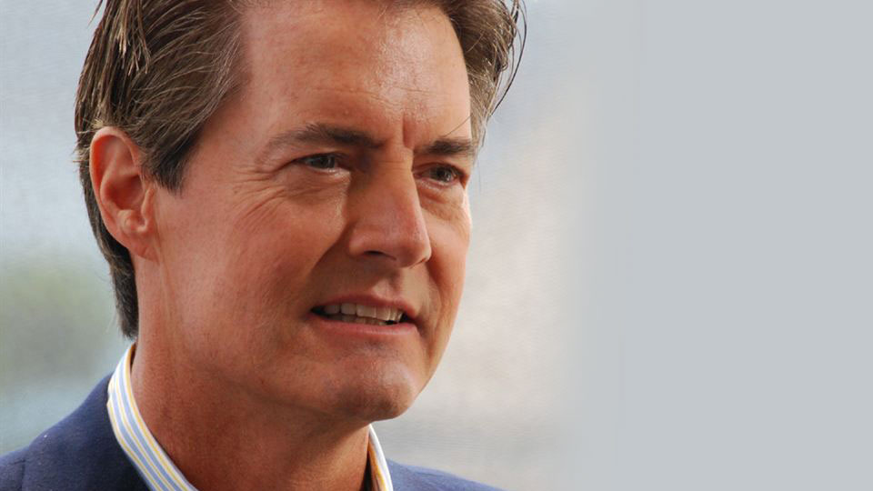 Interview David Lynch : Kyle MacLachlan évoque le style ...
