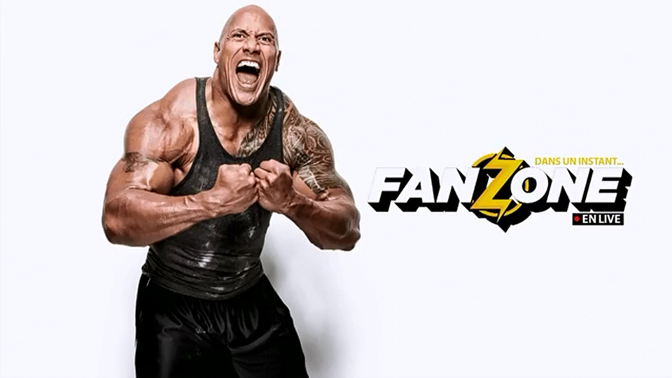 fanzone n 733 fanzone n 733 dwayne johnson roi du monde allocin. Black Bedroom Furniture Sets. Home Design Ideas