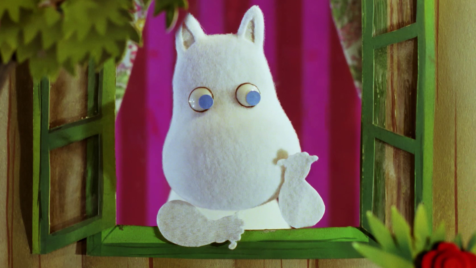 Les Moomins attendent Noël Bande-annonce VF bande annonce
