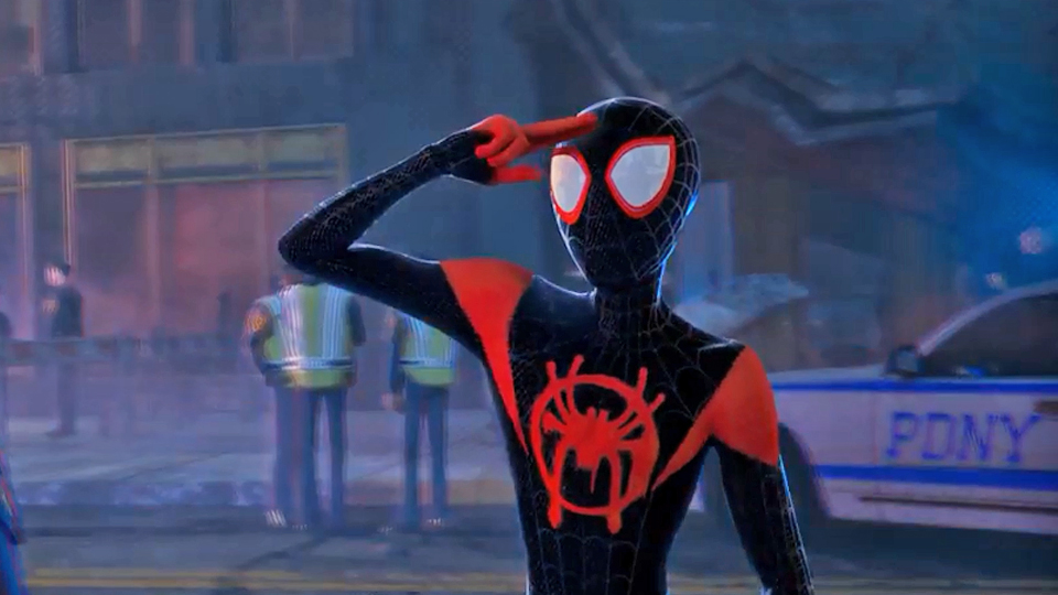 Spider Man New Generation Bande Annonce 2 Vo