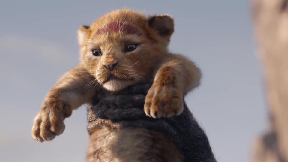 Teaser du film le roi lion le roi lion teaser vf allocin - Le roi lion les hyenes ...
