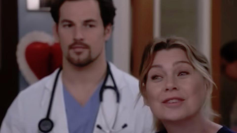 Grey's Anatomy - saison 15 - épisode 12 Teaser VO - Teaser ...