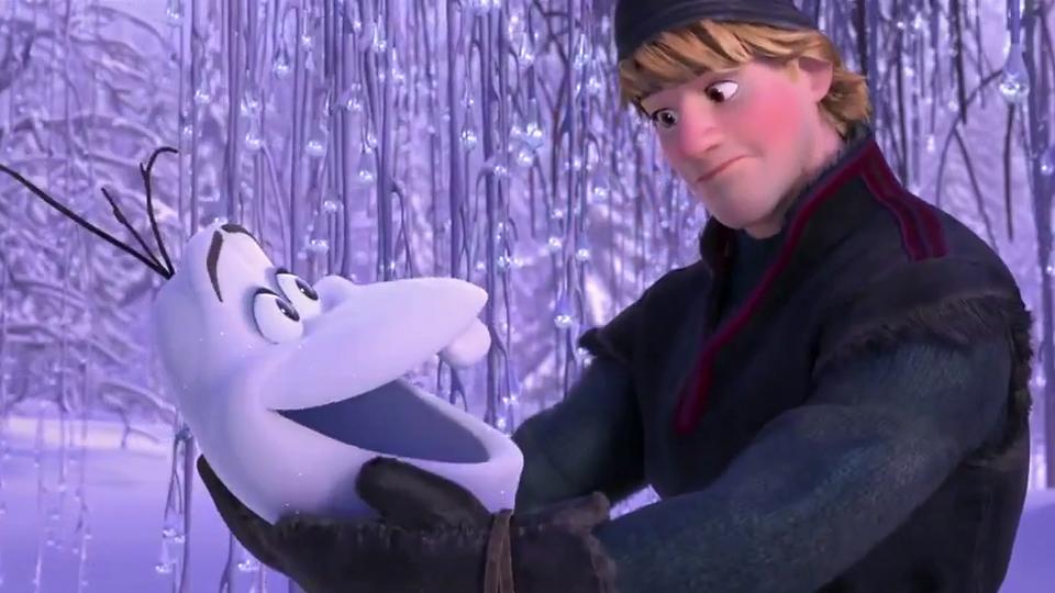 Trailer du film la reine des neiges la reine des neiges bande annonce vf allocin - La reine des neiges petite ...