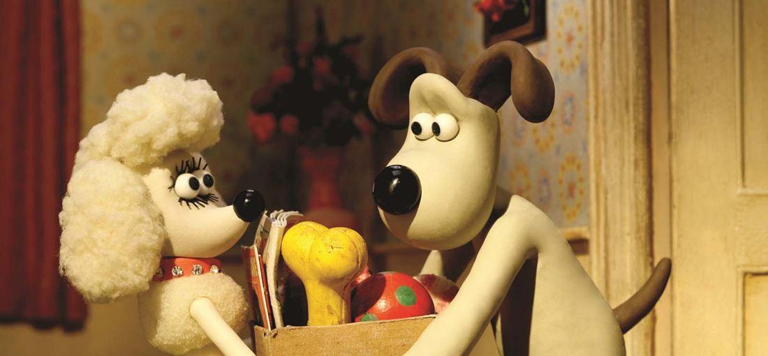 Photo du film Wallace & Gromit : Cœurs à modeler