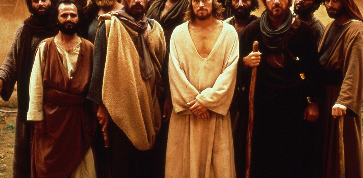La Dernière tentation du Christ (1988) au Cinéma Lyon
