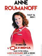 Anne Roumanoff dans tout va bien