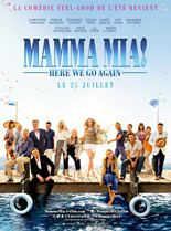 Mamma Mia! Here We Go Again en streaming