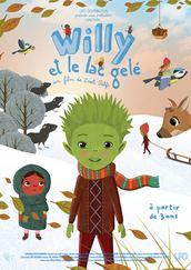 Willy et le lac gelé