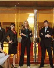 Affiche de la série Hotel Babylon