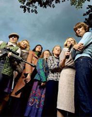 Affiche de la série Suburban Shootout