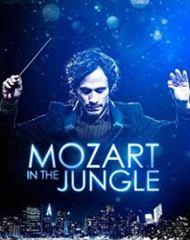 Affiche de la série Mozart in the Jungle