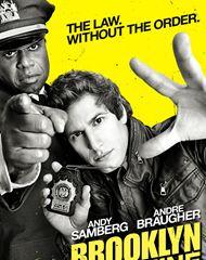 Affiche de la série Brooklyn Nine-Nine