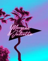 Affiche de la série Morgane & Juliette
