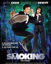 Affiche du film Le Smoking