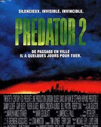 Affiche du film Predator 2