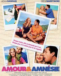 Affiche du film Amour et amnésie