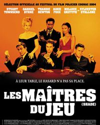 Affiche du film Les Maîtres du jeu