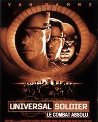 Affiche du film Universal Soldier : le combat absolu