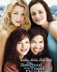 Affiche du film 4 filles et un jean 2