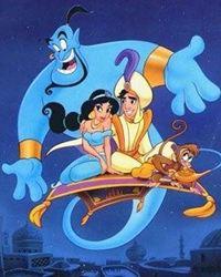 Affiche de la série Aladdin