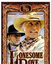 Affiche de la série Lonesome Dove