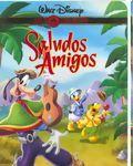 Affiche du film Saludos Amigos