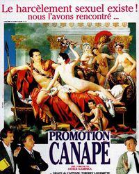 Affiche du film Promotion canapé