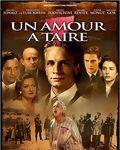 Affiche du film Un amour à taire
