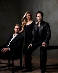 Affiche de la série True Blood