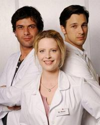 Affiche de la série Doctor's Diary - Männer sind die beste Medizin