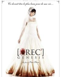 Affiche du film [REC]³ Génesis
