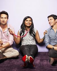 Affiche de la série The Mindy Project