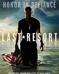 Affiche de la série Last Resort