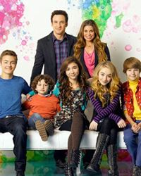 Affiche de la série Girl Meets World