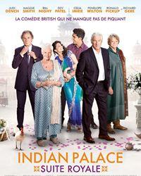 Affiche du film Indian Palace - Suite royale